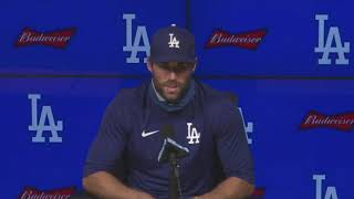Dodgers postgame: Chris Taylor reacts to Ross Stripling trade