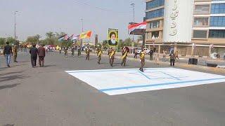 العراق يحيي quotيوم القدس العالميquot بمسيرات حاشدة     -