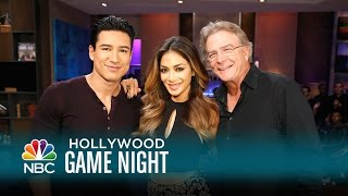 Nicole Scherzinger Doo It Right - Hollywood Game Night (Episode Highlight)