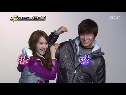 Section TV #04, 20110807, interviewing Yoon-a and Min-ho