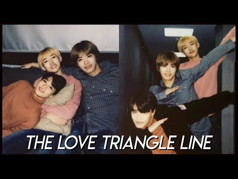 get to know nct (1): the love triangle line