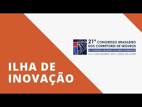 Imagem post: Ilha de inovação no 21º Congresso Brasileiro dos Corretores de Seguros