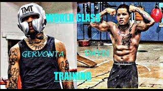 Gervonta Davis: A Fighters Gym Workout ?