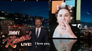 Aunt Chippy's Birthday Message for Jimmy Kimmel