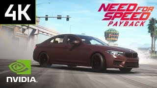 Need for Speed Payback - 4K 60 FPS PC Játékmenet