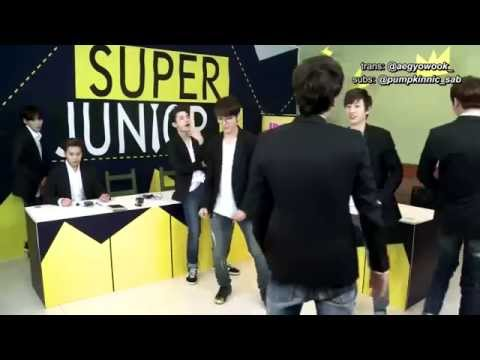 140427 Super Junior M [Eng Sub] 1/3