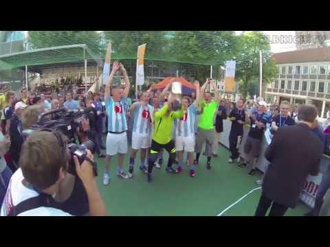 Die Deutsche Meisterschaft im Straßenfußball powered by Care-Energy | ELBKICK.TV