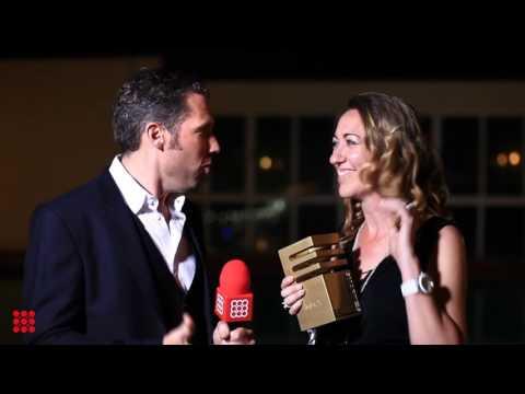 Wendy Waterston, founder of Waterston Entertainment - Loeries 2016