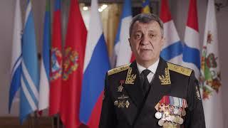 Полномочный представитель Президента в СФО Сергей Меняйло поздравил сибиряков с Днем Победы