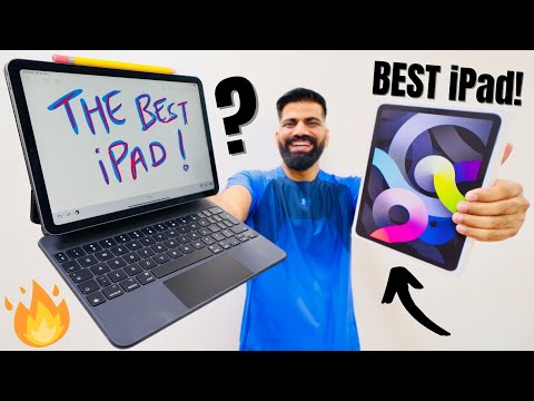 Apple iPad Air 4 (2020) Unboxing & First Look - The Best Pro iPad