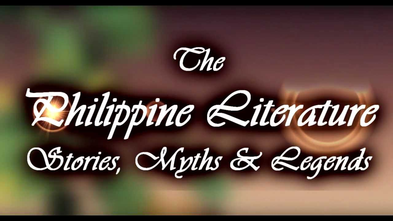 Philippine writers before the coming of spaniards