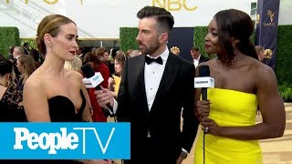 Sarah Paulson: Directing Jessica Lange At 6 AM The Morning After The Emmys | Emmys 2018 | PeopleTV