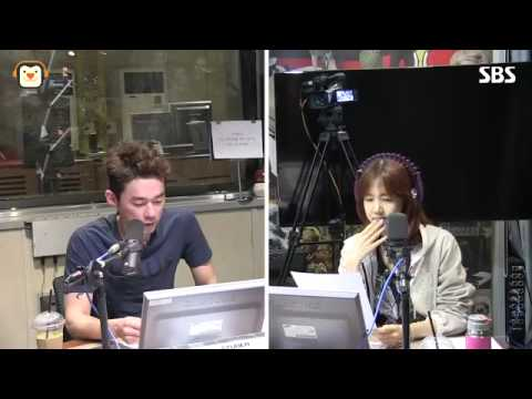 [SBS]박소현의 러브게임,허지웅,성시경보다는 내가 낫다!?