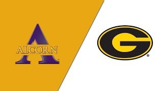 2019 SWAC Football Alcorn State vs Grambling State