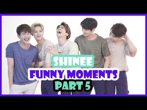 SHINee funny moments - part 5 (legendado/ENG subs)