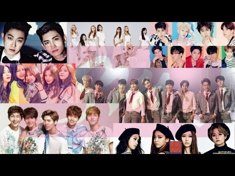2015 SM ENTERTAINMENT GROUPS