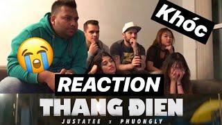 Bọn Điên Reaction Thằng Điên | Say Xỉn Reaction 18+ | Justatee X Phương Ly X Viruss Official MV