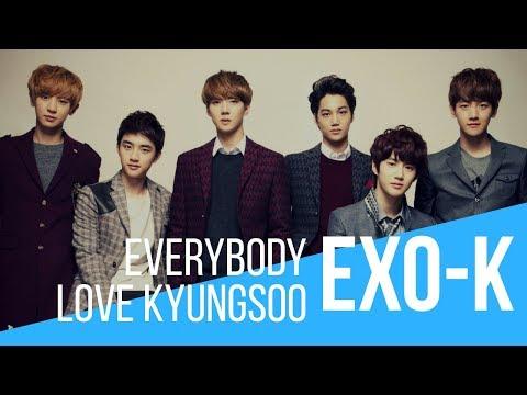 EXO-K Loves Kyungsoo