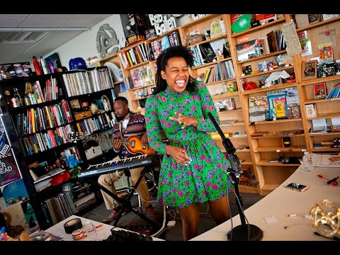 Deqn Sue: NPR Music Tiny Desk Concert