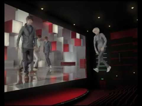 LG Cinema 3D Smart TV - Suju TVC