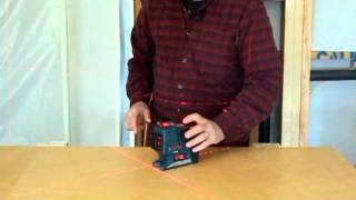 Bosch GLL3-80 Line Laser