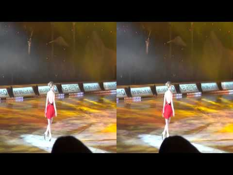 [3D]120826 All That Skate Summer - Joannie Rochette - For me Formidable