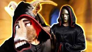 I SWEAR I'M NOT A GOAT!! | When Goats Join Cults