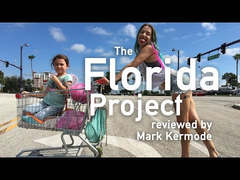 The Florida Project reviewed by Mark Kermode