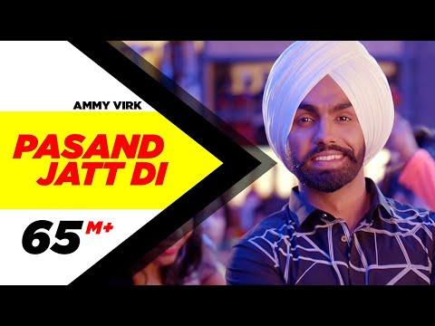 Pasand Jatt Di- Qismat - Ammy Virk - Sargun Mehta - Jaani - Sukh-E Muzical Doctorz