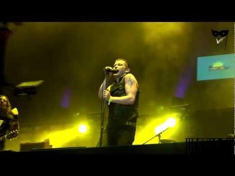 Нашествие 2011 Би-2 Зажигать live 10/16