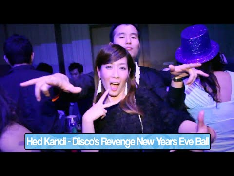 Hed Kandi presents Disco's Revenge New Years Eve Ball