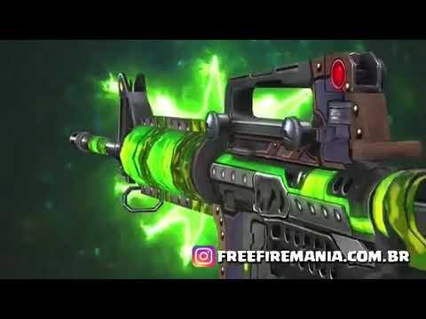 Novo Sorte Royale: M4A1 Cataclismo