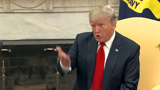'Frankly disgusting': Trump blasts news media