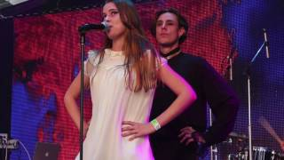 Confidence Man - live at Golden Plains 2017