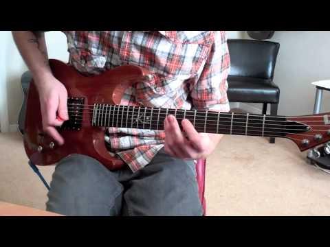 Chevelle - The Fad (guitar cover)