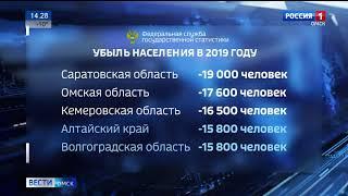 В Государственной Думе обсудят причины резкого сокращения численности населения