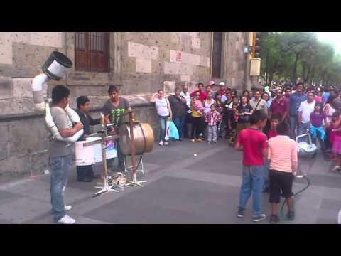 Banda el recodo en Guadalajara