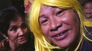 Pamamahagi ng tulong | Bagyo Relief |  Erika Embang