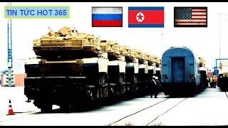 Tin Mới Nhất Biển Đông Tối 24/4 - Cả thế giới bất ngờ Nga cứu Triều Tiên, Mỹ vội tung đòn hiểm