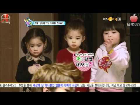 {ENG} MBLAQ Hello Baby Ep 3 (1/4)