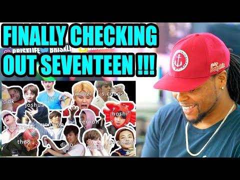 a subpar guide to seventeen... finally | Part 1 | Reaction!!!