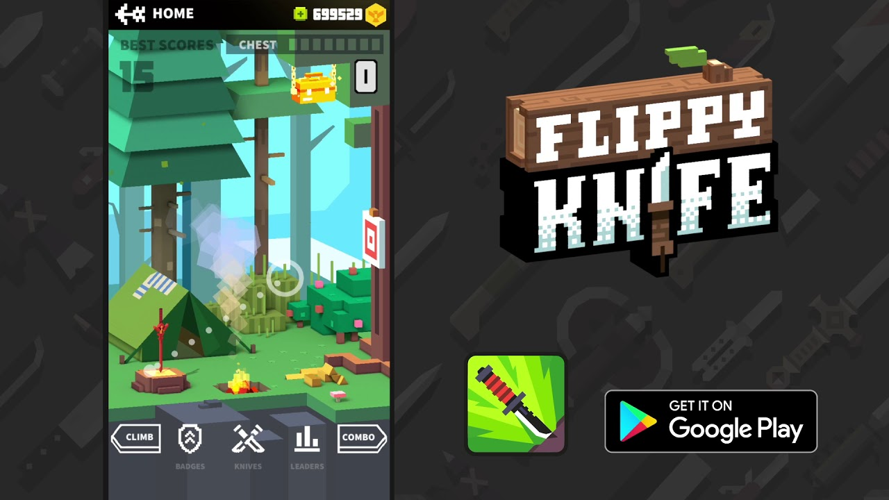 Chơi Flippy Knife on PC 2
