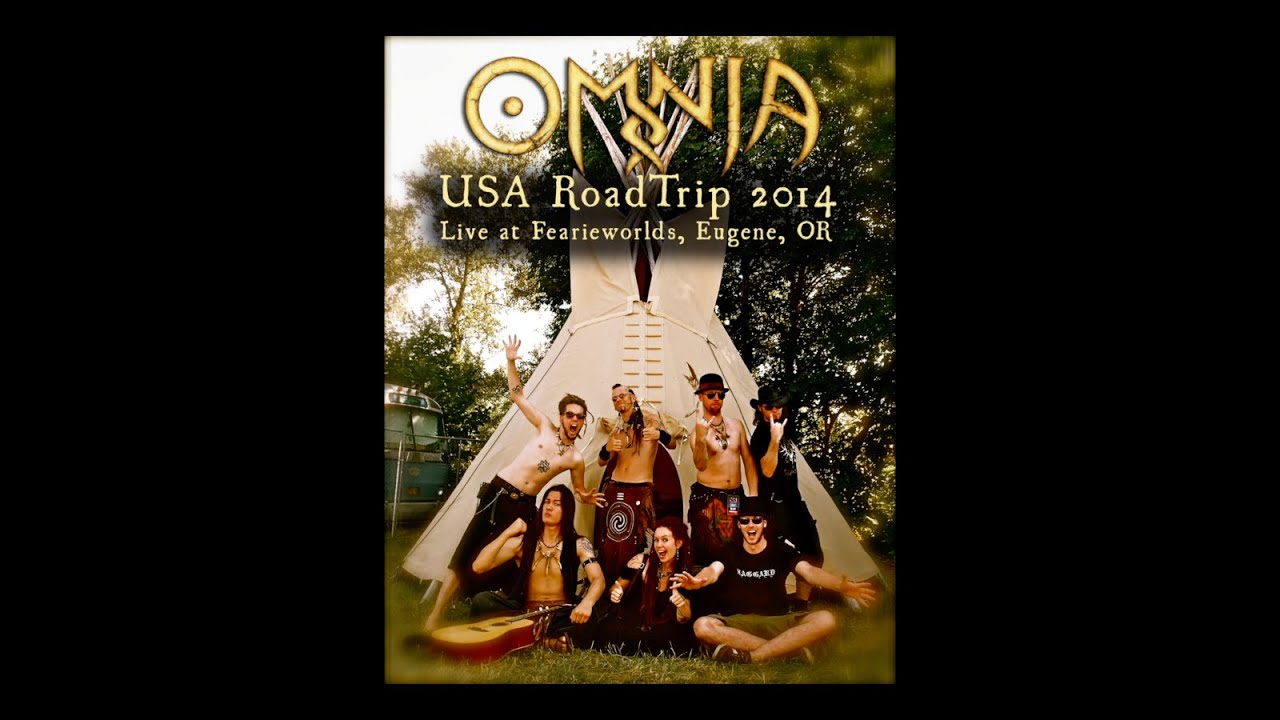 OMNIA (Official) - USA Roadtrip July 2014 (Noodle the Poodle)