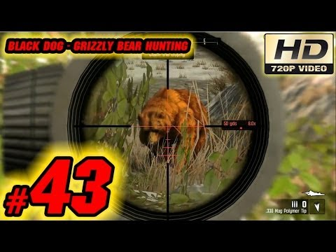 Baixar Cabela's Big Game Hunter Pro Hunts Playthrough: Part 43 - Blackdog - Grizzly Bear Hunting!
