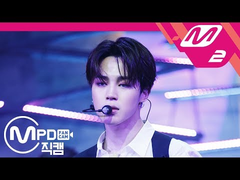 [MPD직캠] 방탄소년단 지민 직캠 4K 'FAKE LOVE' (BTS JI MIN FanCam) | @MCOUNTDOWN_2018.5.31