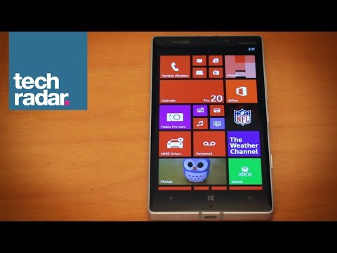 Lumia Icon review