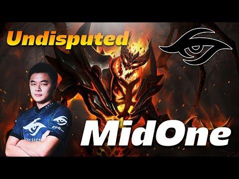 MidOne Shadow Fiend | Team Secret | Dota 2 Pro Gameplay