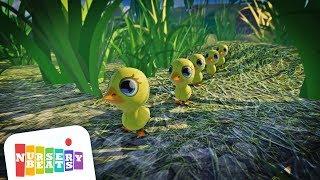 Five Little Ducks | Nursery Rhymes & Songs for Kids | by Nursery Beats