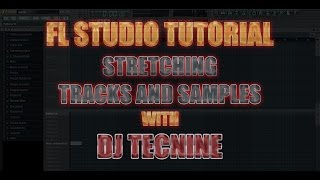 how to stretch samples in fl studio - SoundMixed