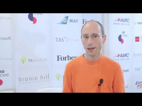 IDCEE 2013: Official Interview with Peter Arvai (CEO & Co-founder ...